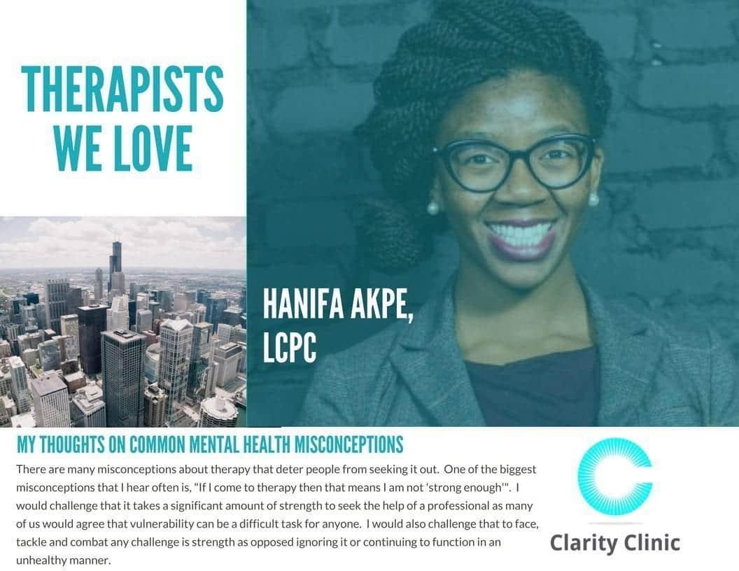 therapist hanifa