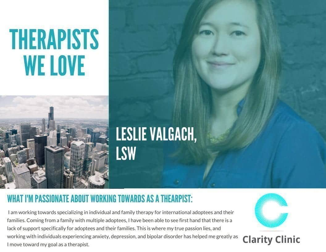Therapist Spotlight: Leslie Valgach, LSW