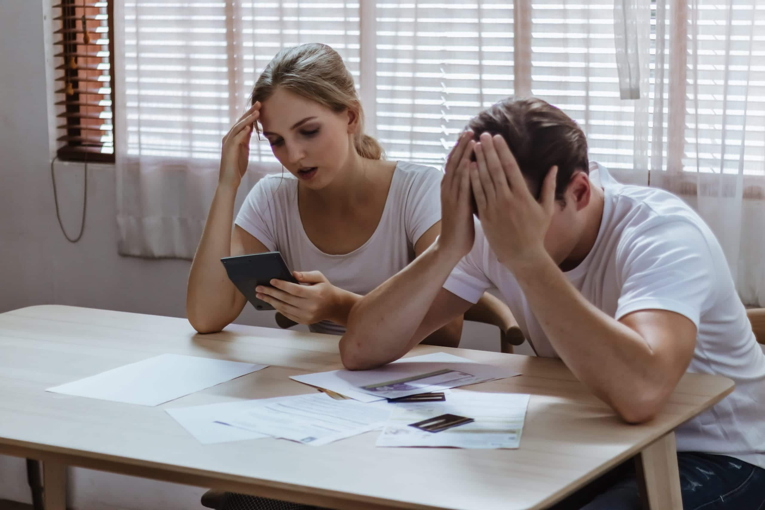 Reasons for Financial Issues in Marriage