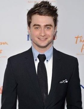 Daniel Radcliffe famous alcoholic