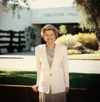 famous alcoholic Betty Ford