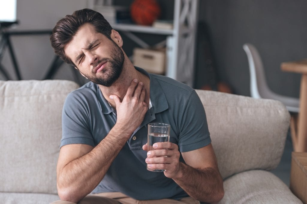 How Do I Relieve the Lump in the Throat Feeling?